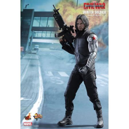 Winter Soldier - Picture of Games & Comics, City of San