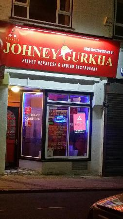 Johney Gurkha Restaurant: Nameste JOHNEY Gurkha