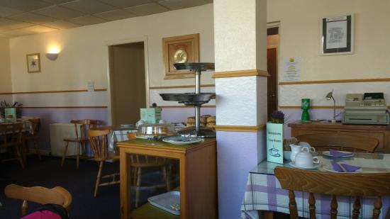 Simpsons Tea Room Peterhead