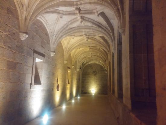 Leiro, España: Pasillos