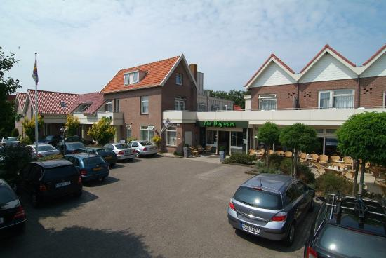 Hotel Restaurant The Wigwam Herenstraat   Al Domburg Niederlande