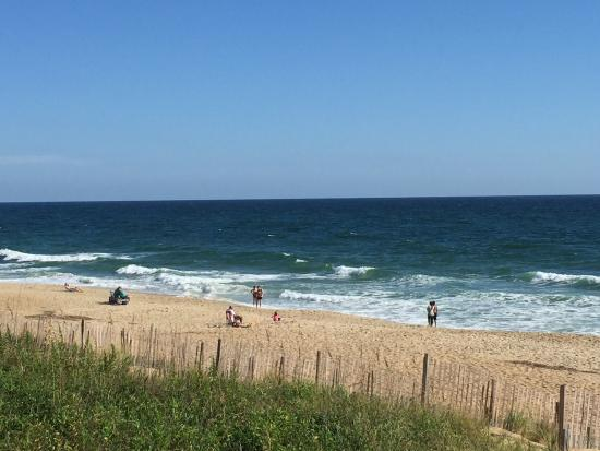 Ramada Plaza Nags Head Oceanfront: Talk about a great view.