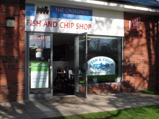 the crossings chip shop king s lynn restaurant reviews phone rh tripadvisor co uk