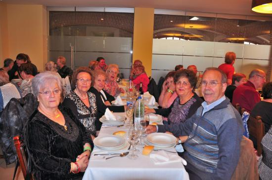 La Lastrilla, Spania: grupo