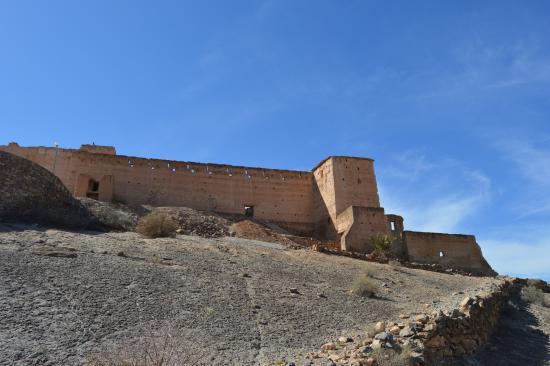 Kasbah of Tiout: La Kasbah