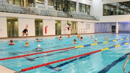 Dorchester Sports Centre, UK