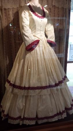 Seville, Australia: One of the dresses on display in the museum