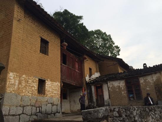 Guangnan County, China: Old House Babao