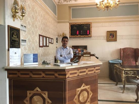 BEST WESTERN Amber Hotel: photo0.jpg