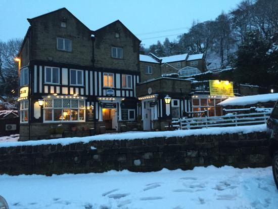 Very Good Location But Pre Book Your Room Review Of Millstone Country Inn Hathersage England
