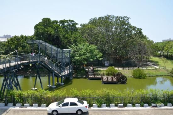 from the back of treehouse complex picture of anping tree house rh tripadvisor com
