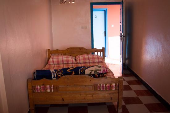 Chez Abdoul: chambre simple mais propre