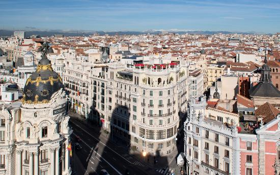 La Terraza Madrid Centro Restaurant Reviews Photos
