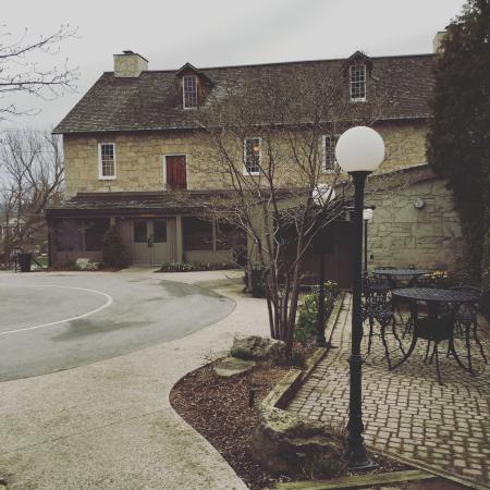 Ancaster, Kanada: Entrance to the Restaurant