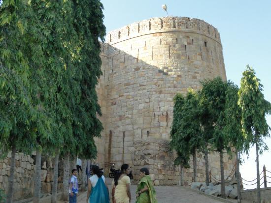 Belgaum, Indien: Parasgad Fort