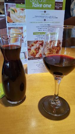Olive Garden Weatherford Menu Prices Restaurant Reviews Tripadvisor
