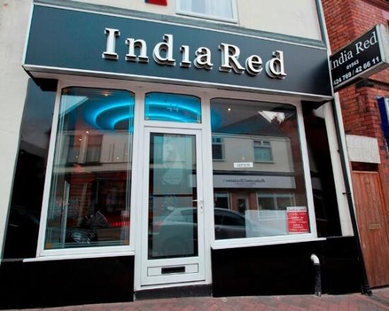 India Red: #IndiaRedHednesford