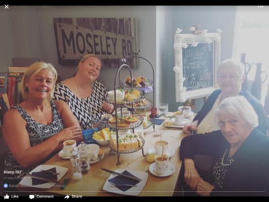 Burnley, UK: Sister,mother,grandmother and me xxx