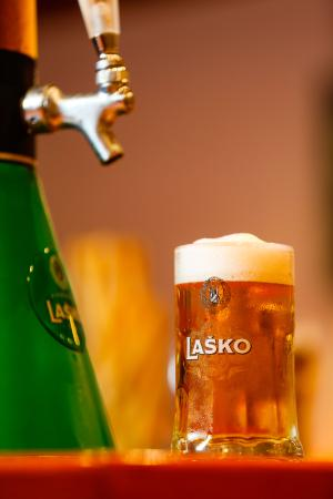 Tour of the Lasko Brewery