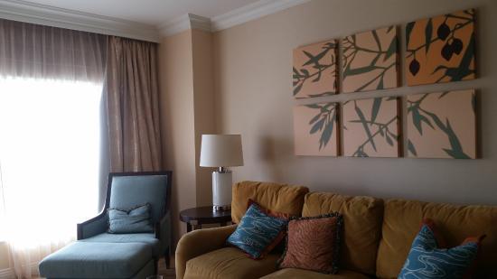 Waldorf Astoria Orlando: sala de estar