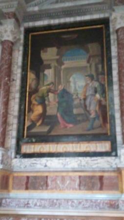 Spoleto, İtalya: Un interno