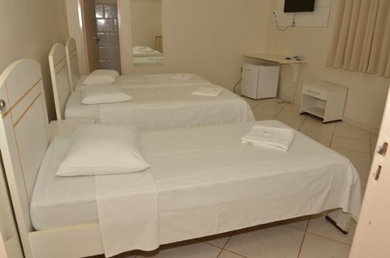 Irece: Quarto - room 3