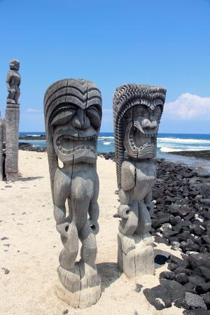 Honaunau, HI: Pu'uhonua National Historical Park 1
