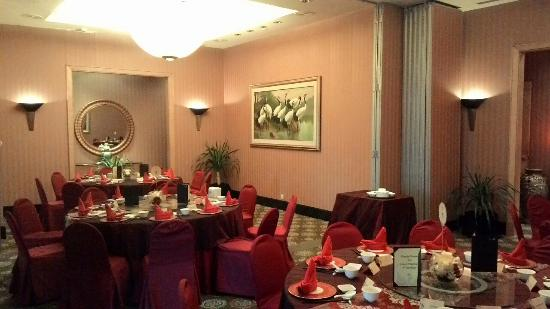 private room for family party - picture of pearl chinese