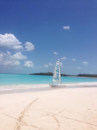 Beach - Sandals Emerald Bay Golf, Tennis and Spa Resort Photo