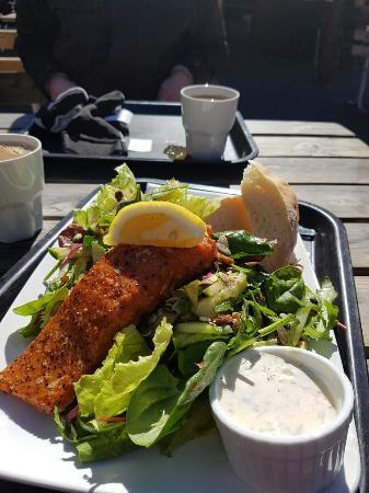 Palsjopaviljongen Cafe & Vaffelbageri
