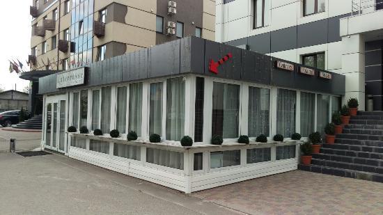 Laterrasse restaurant