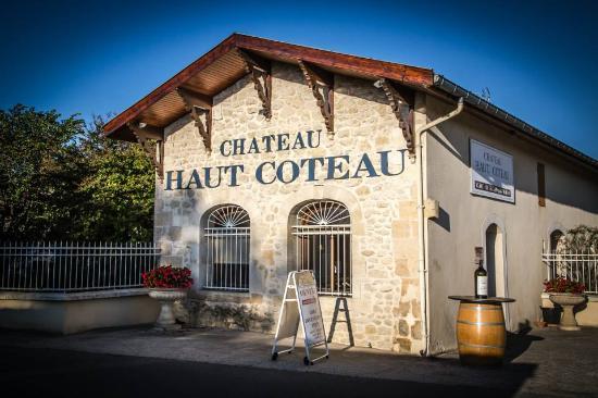 Saint-Estephe, Francia: Espace d'accueil
