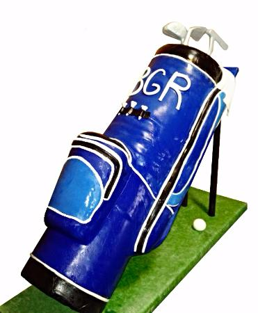 Warrensburg, NY: BGR Golf Bag