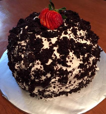 Warrensburg, NY: Brown Derby Cake