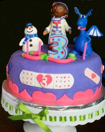 Warrensburg, estado de Nueva York: Doc McStuffins Cake