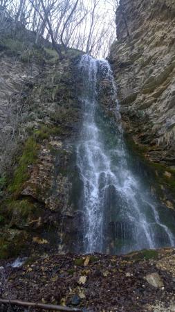 Castelsantangelo sul Nera, İtalya: Fontana