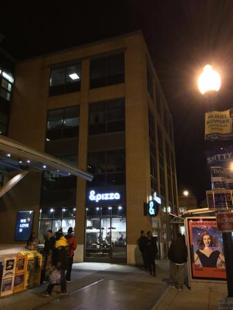 &pizza: facade