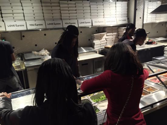 &pizza: line