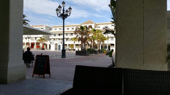 Hotel Mena Plaza: 20160421_185040_large.jpg