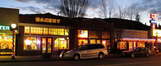 The North Bend Bakery