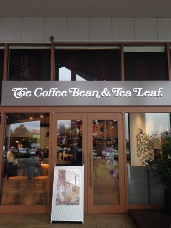 Coffee Bean & Tea Reef Aeon Mall Musashimurayama