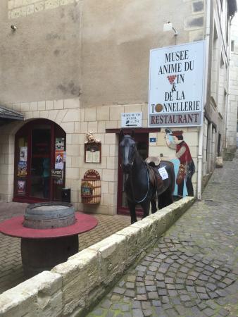 Le Musee anime du Vin et de la Tonnellerie