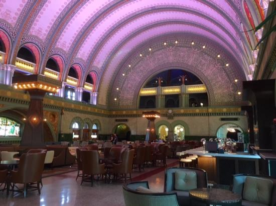 Grand Lobby At Union Station
