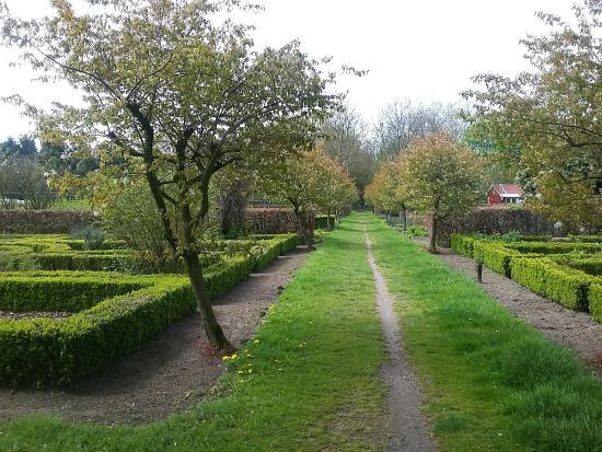 Gemert, เนเธอร์แลนด์: De tuinen in de lente