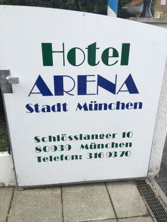 Photo of Hotel Arena Stadt Muenchen Munich