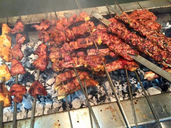 Ilford, UK: saray grill