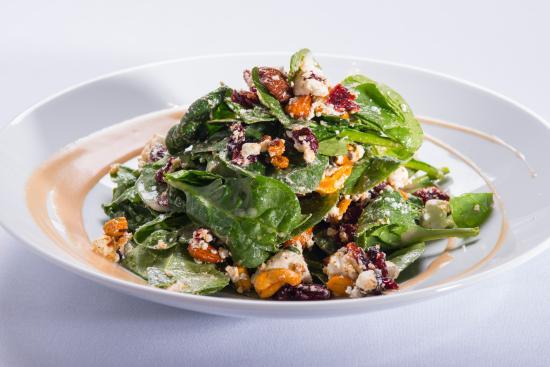 Tsawwassen, Kanada: Spinach Salad