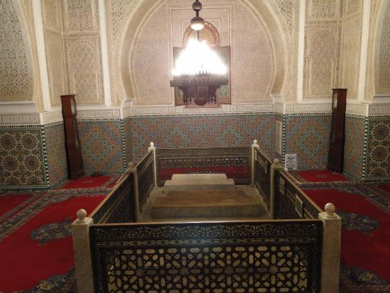 Mausoleum of Mouley Ismail: detalhes