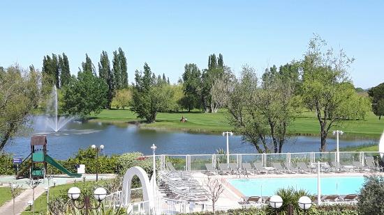 Novotel La Grande Motte Golf: 20160419_114147_large.jpg