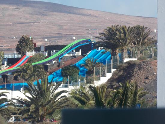 Close to water park - Picture of Aparthotel Lanzarote ...